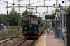 SJ T&T Rc6's 1362 & 1369 depart Marsta with 846 1641 Stockholm Central - Uppsala