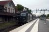 SJ T&T Rc6's 1373 & 1376 depart Marsta with 848 1711 Stockholm Central - Uppsala