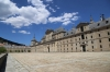 Spain, El Escorial - Royal Monastery of San Lorenzo de El Escorial