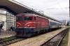 ZFBH 441404 at Sarajevo after arriving with 720 0629 Capjlina - Sarajevo