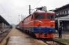 ZRS 441529/441402 wait to depart Doboj with 396 1043 Sarajevo - Zagreb