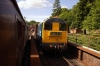 20142 at Goathland during the NYMR diesel gala, working the 1541 Grosmont - Pickering vice 45060 which had been impounded at Grosmont due to brake problems