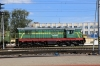 BCh ChME3-5685 shunting at Zlobin