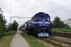 HZ 2044006 departs Kustosija with 3004 0903 Zagreb GK - Varazdin