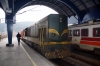 MZ 661234 at Skopje with IR662 1650 Skopje - Kicevo