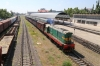 CFM ChME3-6779 runs through Chisinau with a trip freight