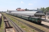 CFM 3TE10M-1104B waits to depart Chisinau with 047 1137 Chisinau - Moskva Kievski