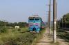 CFM 3TE10M-1249A arrives into Sipoteni with 105/401 1645 Chisinau - Bucuresti Nord