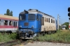 CFR Sulzer 62-0768 shunts off its stock at Iasi having arrived with R6311 0445 Tecuci - Iasi