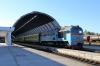 CFM M62-1257 waits to depart Chisinau with 6820 1900 Chisinau - Basarabeasca