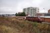 HK 2640003 ex 007 (NSB Di3 3641) prepares to depart Prishtinë with TL4201 0750 Prishtinë – Pejë
