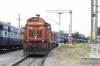 MLY WDM3As 16753/16601 at Bangalore Cantt with 12975 1020 Mysore Jn - Jaipur Jn