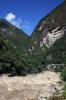 Urubamba River, Aguas Calientes, Peru