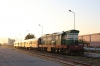 HSH T669-1047 at Kashar waiting to depart with the 0700 Kashar - Durres
