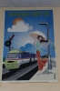 Poster in the booking office at Durres station