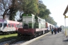 HSH T669-1053 at Durres after arrival with the 0610 Elbasan - Durres
