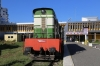 HSH T669-1060 at Durres after arrival with the 0545 Shkoder - Durres
