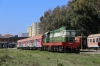 HSH T669-1060 waits to depart Durres with the 1300 Durres - Shkoder