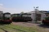 HSH Durres Shkozet Depot (L-R) - T669-1059, 1055, 1051 & 1049