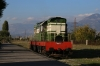 HSH T669-1060 at Shkoder after arrival with the 1300 Durres - Shkoder