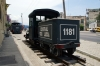 Almacenes San Jose Artisans Market Havana, steam locos 1181 – 0-6-0 Baldwin #6456, 1882 & 1501 – 2-6-0 Rogers #5000, 1894