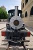 Almacenes San Jose Artisans Market Havana, steam loco 1181 – 0-6-0 Baldwin #6456, 1882