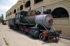 Almacenes San Jose Artisans Market Havana, steam locos 1501 – 2-6-0 Rogers #5000, 1894 & 1181 – 0-6-0 Baldwin #6456, 1882