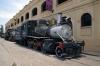 Almacenes San Jose Artisans Market Havana, steam loco1403 – 2-6-0 Rogers #4647, 1892 & 1501 – 2-6-0 Rogers #5000, 1894