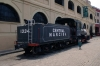 Almacenes San Jose Artisans Market Havana, steam loco E1334 – 2-8-0 Baldwin #53655, 1927