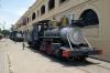 Almacenes San Jose Artisans Market Havana, steam loco E1334 – 2-8-0 Baldwin #53655, 1927 & 1403 – 2-6-0 Rogers #4647, 1892 & 1501 – 2-6-0 Rogers #5000, 1894 & 1181 – 0-6-0 Baldwin #6456, 1882