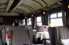 On board Peru Rail's Andean Explorer from Cusco to Puno