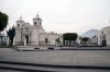 Arequipa, Peru - Santa Marta Church