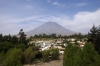 Arequipa, Peru - El Misti Volcano