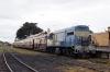 Ex Queensland 1600 Class, EE 6CSRKT, #1604 at Queenscliff waiting departure with our Private Charter on the Bellarine Railway, Victoria