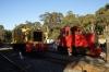 Don River Railway, Devonport, Tasmania - Drewry V Class, V2 & Malcolm Moore U Class, U6