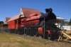 Don River Railway, Devonport, Tasmania - Robert Stephenson & Hawthorn 4-6-2, MA4
