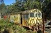 Don River Railway, Devonport, Tasmania - EE SRKT Y Class, Y8 stored at Don Village Yard