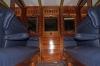 Don River Railway, Devonport, Tasmania - inside some well restored heritage stock