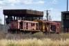 Engenco's Parkes scrapline - Goodwin/Alco DL531 48 Class, 4842 & Comeng/MLW CE615 80 Class, 8023