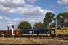 Engenco's Parkes scrapline - Comeng/MLW CE615 80 Class, 8021