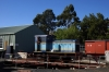 Tasmania Transport Museum, Glenorchy, Tasmania -  Ruston of Electrolite Zinc & Emu Bay, built 1950 (wks No. 284836)