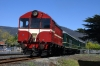 Tasmania Transport Museum, Glenorchy - EE SRKT, X Class, X1 at the end of the railway's 400m line with our private charter