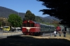 Tasmania Transport Museum, Glenorchy - EE SRKT, X Class, X1 performs a photo run-by with our private charter