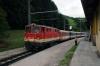 Novog 2095015 departs Frankenfels with 6833 1535 St Polten - Laubenbachmuhle