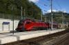 OBB Railjet 1116226 departs Bruck a. d. Mur with RJ655 1403 Wien Meidling - Graz