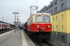 Novog 1099014 waits departure from St Polten with 6805 0730 St Polten - Mariazell
