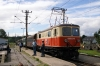 Novog 1099016 waits at Hoffstetten Grunau with 6804 1053 Mariazell - St Polten