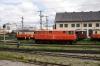 Novog Shed at St Polten Alpenbahnhof - 1099001, 1099010, 1099008 & 2095010