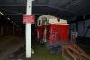 SLB's 2091 on shed at Schuttdorf Tischlerh