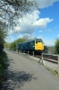 31101 runs round the 1215 service from Bitton at Avon Riverside, having already been to Oldland Common